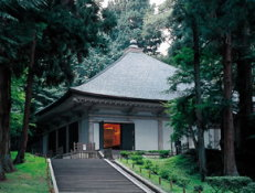 Konjikido (Golden Hall) of Hiraizumi