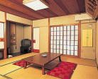 Japanese style room with tatami